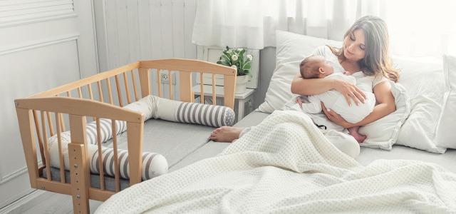 מיטחברת גולד | עריסה מיטחברת | עריסה נצמדת למיטת ההורים